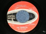 "THE SHIRELLES - SOLDIER BOY : LOVE IS A SWINGIN' THING ( Ex+/Ex+  WOL,WEAR ) / 1962 US AMERICA  Used 7"" SINGLE"