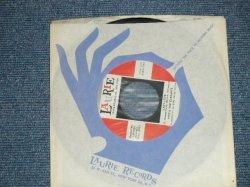 """画像1: VITO & The ELEGANTS (VITO PICONE ) - BELINDA : LAZY LOVE ( Ex+++?Ex+++ ) / 1965 US AMERICA ORIGINAL Used 7"""" SINGLE"""