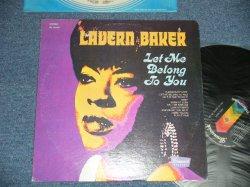 画像1: LaVERN LA VERN BAKER - LET THE BELONG TO YOU ( Ex++/Ex+++ ; BB )  / 1970 US AMERICA ORIGINAL  Used LP