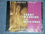 "TERRY MANNING - BORDER TOWN ROCK N' ROLL 1963 : EL PASO ROCK VOL.7  ( BRAND  NEW SEALED) / 2012 US AMERICA  ""BRAND NEW SEALED"" LP"
