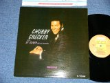 CHUBBY CHECKER -  WITH SY OLIVER & His Orchestra  ( Ex+++/Ex+++ )   / 1963 US AMERICA ORIGINAL 1st  Press Label MONO Used LP -