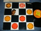 "CHUBBY CHECKER -  LET'S TWIST AGAIN   ( 2nd press ""ORANGE&YELLOW Label"" ) ( Ex+/Ex+++ )   / 1962 Version  US AMERICA ORIGINAL 2nd Press Label MONO Used LP -"