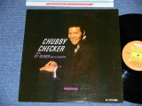CHUBBY CHECKER -  WITH SY OLIVER & His Orchestra  ( Ex++/Ex+ Looks:Ex- )   / 1963 US AMERICA ORIGINAL 1st  Press Label MONO Used LP -
