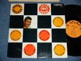 "CHUBBY CHECKER -  LET'S TWIST AGAIN   ( 1st press ""ORANGE Label"" ) ( Ex+/Ex++ )   / 1961 US AMERICA ORIGINAL 1st Press Label MONO Used LP -"