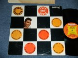 "CHUBBY CHECKER -  LET'S TWIST AGAIN   ( 2nd press ""ORANGE&YELLOW Label"" ) ( Ex+/Ex+++ : WOFC)   / 1962 Version  US AMERICA ORIGINAL 2nd Press Label MONO Used LP -"