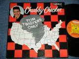 "CHUBBY CHECKER -  FOR TWISTERS ONLY   ( 2nd press ""ORANGE&YELLOW Label"" ) ( Ex++.Ex++ )   / 1962 US AMERICA ORIGINAL 2nd Press Label MONO Used LP -"