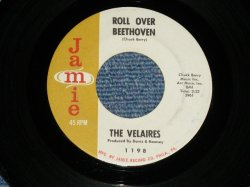 "画像1: The VELAIRES - ROLL OVER BEETHOVEN ( Sound Like The EVERLY BROTHERS)  : BRAZIL (Rockin' Inst)   ( Ex++/Ex++ ) / 1961 US AMERICA ORIGINAL Used 7"" SINGLE"