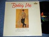 BOBBY VEE - BOBBY VEE ( Ex++/Ex++ : WOBC,EDSP ) / 1961 US AMERICA ORIGINAL MONO Used LP