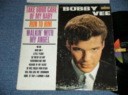 画像1: BOBBY VEE - TAKE GOOD CARE OF MY BABY  ( VG+++/Ex+  : WOBC ) / 1962  US AMERICA ORIGINAL MONO Used LP