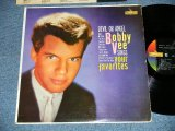 BOBBY VEE -SINGS YOUR FAVORITES  ( Ex++/Ex++ : EDSP) / 1960  US AMERICA ORIGINAL MONO Used LP