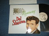 DEL SHANNON - RUNAWAY with DEL SHANNON ( MINT-/MINT) / MID 1970's  WEST-GERMANY GERMAN  REISSUE Used LP
