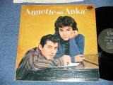 ANNETTE - ANNETTE SINGS ANKA ( VG+++/Ex++ Looks:Ex+ :SEAM EDSP ) / 1960 US AMERICA ORIGINAL MONO Used LP
