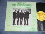 THE CONCORDS - AGAIN : THE BEST OF  ( Ex+++/MINT )  /1991 US AMERICA  Used LP