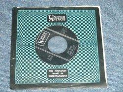 """画像1: GENE THOMAS - BABY'S GONE : STAND BY LOVE ( Ex++/Ex++ )   / 1960's  US AMERICA ORIGINAL Used 7""""45rpm Single"""