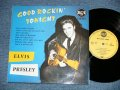 "ELVIS PRESLEY - GOOD ROCKIN' TONIGHT ( Ex+++/MINT-)  / 1980's  FRANCE FRENCH Used 10"" LP"