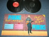 CARL PERKINS - THAT'S ALL RIGHT ( Ex++/MINT- )  / 1987  DENMARK Used 2-LP's