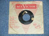 "RONALD and RUBY - LOLLIPOS  : FICKLE BABY   ( Ex/Ex )  / 1958 US AMERICA ORIGINAL Used 7""SINGLE"