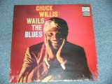 """CHUCK WILLIS - WAILS THE BLUES ( SEALED ) /  US AMERICA  REISSUE """"BRAND NEW SEALED""""  LP"""