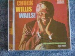 画像1: CHUCK WILLIS - WAILS! THE COMPLETE COLLECTION 1951-56 / 2003 US SEALED NEW 2CD set