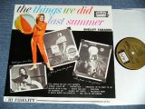 "SHELLEY FABARES - THE THINGS WE DID LAST SUMMER ( STRAIGHHT REISSUE ) ( NEW )  / 1980's or 1990'S EUROPE REISSUE ""STEREO"" ""BRAND NEW"" LP"
