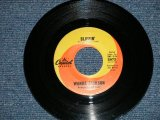 "WANDA JACKSON -  SLIPPIN' : JUST FOR YOU  (  Ex++/ Ex++ )  / 1963 US AMERICA ORIGINAL Used 7""Single"