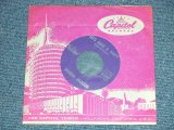 "WANDA JACKSON  With GENE VINCENT'S BLUE CAPS -  LET'S HAVE A PARTY : COOL LOVE ( Ex+++/Ex+++)  / 1960 US AMERICA ORIGINAL Used 7""Singl"
