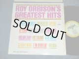 ROY ORBISON - GREATEST HITS ( Ex++/Ex+ Looks:Ex+ )  /  1963 US AMERICA ORIGINAL MONO  Used LP