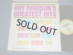 画像1: ROY ORBISON - GREATEST HITS ( Ex++/Ex+ Looks:Ex+ )  /  1963 US AMERICA ORIGINAL MONO  Used LP