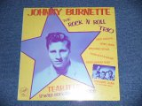 "JOHNNY BURNETTE and the ROCK 'N ROLL TRIO - TEAR IT UP ( sealed ) / 1978 US AMERICA ""BRAND NEW SEALED"" LP"