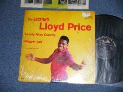画像1: LLOYD PRICE -  THE EXCITING   ( Ex+++/Ex+++ : with Shrink wrap  )  / 1959 US AMERICA ORIGINAL MONO Used LP