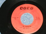 "THE CRESTS - 16 CANDLES : RBESIDE YOU ( Ex/Ex+) / 1960? US AMERICA ORIGINAL 2nd Press Label  Used 7"" 45 Single"