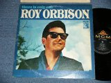 ROY ORBISON -  THERE IS ONLY ONE ( VG+++/Ex- Looks:VG+++)  / 1965  US AMERICA ORIGINAL MONO Used  LP