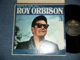 "ROY ORBISON -  THERE IS ONLY ONE ( Ex+/Ex+++)  / 1965  US AMERICA ORIGINAL ""CAPITOL RECORDS CLUB"" MONO Used  LP"
