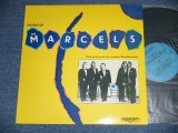 THE MARCELS -  THE BEST OF ( MINT-/Ex+++ )  / 1986 US AMERICA Used LP