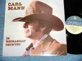 "CARL MANN -   IN ROCKABILLY COUNTRY  ( NEW )  /1981 UKENGLAND ORIGINAL  ""BRAND NEW"" LP"