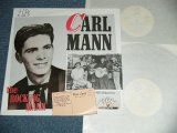 "CARL MANN -  THE ROCKING MANN  ( NEW )  /1990 SPAIN ORIGINAL  ""BRAND NEW"" 2-LP"