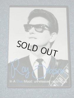 """画像1: ROY ORBISON - IN A BLUE MOOD : UNRELEASED RECORDINGS ( NEW  ) / 2014 """"BRAND NEW""""  4-CD Box Set"""