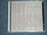 "ROY ORBISON - THE LAST CONERT  ( SEALED ) / 2013 EU Press  ""BRAND NEW SEALED""  CD+DVD"