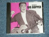 "BIG BOPPER - THE BEST OF  ( NEW  ) / EUROPE ""BRAND NEW""  CD"
