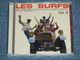 "LES SURF - VOLUME 4 ( SEALED) / 2009 FRANCE ORIGINAL ""Brand New Sealed""  CD"