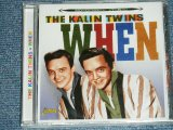 The KALIN TWINS - WHEN ( SEALED )  / 2014 UK/CZECH REPUBLIC BRAND NEW CD