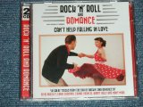 "v.a. Omnibus ( ELVIS PRESLEY, BUDDY HOLLY, BOBBY VEE, DION, DRIFTERS, JOHNNY PRESTON,+ More )  - ROCK 'N' ROLL and ROMANCE - CAN'T HELP FALLING LOVE   ( SEALED) / 2015 UK ORIGINAL EU Press  ""Brand New Sealed""  2-CD /"
