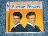 "The EVERLY BROTHERS - The EVERLY BROTHERS( SEALED )  / 2014 FRANCE FRENCH  ""BRAND NEW SEALED"" 2-CD's SET"