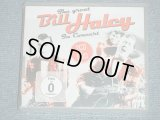 "BILL HALEY - THE GREAT BILL HALEY IN CONCERT ( 2CD+DVD) ( SEALED) / 2015 EUROPE ""BARND NEW SEALED"" 2-CD + DVD"