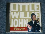 LITTLE WILLIE JOHN -FEVER  (MINT/MINT )  / 1990 UK EMGLAND ORIGINAL Used CD