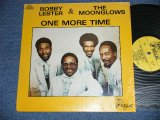BOBBY LESTER & The MOONGLOWS - ONE MORE TIME ( MINT-/MINT-)  / 1980's  US AMERICA Used LP