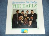 "The EARLS - REMEMBER ME BABY   (SEALED) / 1980's  US AMERICA REISSUE ""BRAND NEW SEALED"" LP"