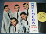 "THE NUTMEGS - FEATURING LEROY GRIFFIN (RARE COVER PHOTO)  ( NEW  )  / 1988? US AMERICA  ""Brand New"" LP"