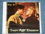 "V.A. (VARIOUS ARTISTS) OMNIBUS - TEEN-AGE TEENAGAE DREAMS VOL.11  ( SEALED)  / 2003 GERMAN GERMANY  ORIGINAL ""BRAND NEW SEALED""  CD"