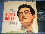 "BUDDY HOLLY  - The BUDDY HOLLY STORY VOL.2  (Matrix # 1A/2B) (Ex-,VG++/Ex-)  / 1959 UK ENGLAND ORIGINAL 1st Press ""BLACK LABEL""   MONO  Used LP"